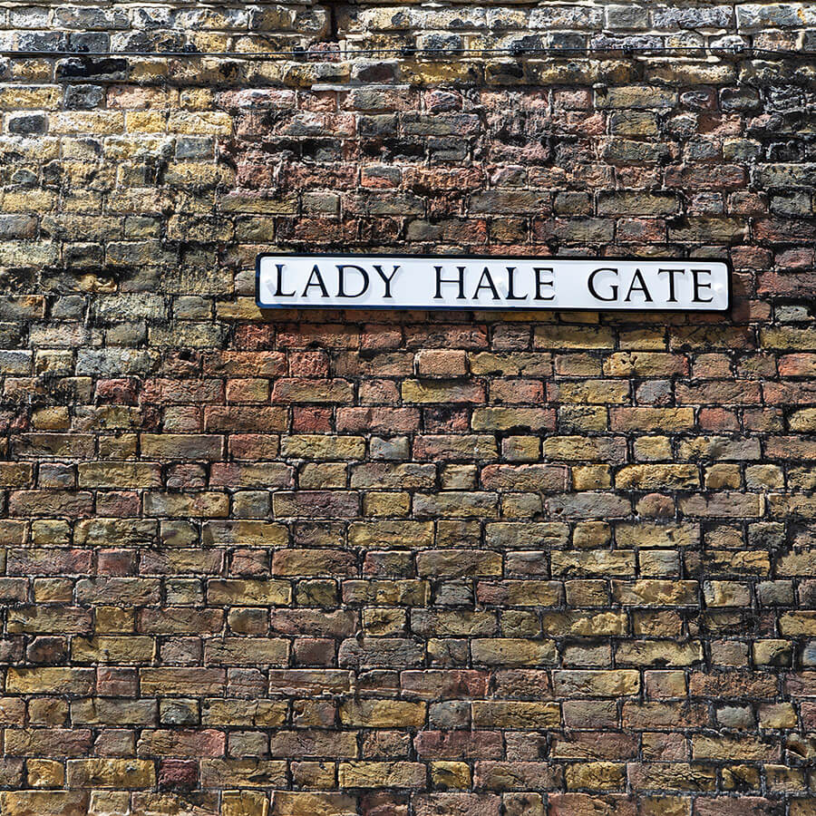 Lady Hale Gate