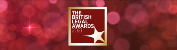 Gatehouse Chambers shortlisted for Chambers of the Year at the British Legal Awards 2021